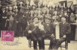 (64) Les Eaux Bonnes  -Une Noce Oassaloise- CIRCULEE 1926- - Unclassified