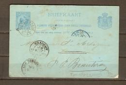 PAYS BAS / NEDERLAND.   .Briefkaart De Gravenhage Pour Bordeaux ( France ) - Postal Stationery