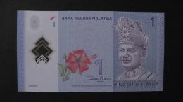 Malaysia - 1 Ringgit- 2011 - P New - Unc - Look Scan - Malaysia