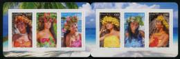 Polynésie 2013 - Vahinés - Carnet Neuf // Mnh Booklet - Polynésie Française