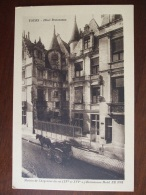 37 - ROY -  TOURS - MAISON DE L'ARGENTIER DU ROI (XVè ET XVIè S.)HOTEL BRETONNEAU - Tours