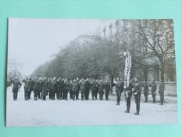 Guerre 1922 - Les Officiers HONGROIS Pretent Serment Au Drapeau - Hongrie