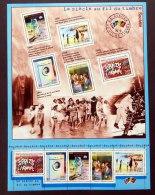 Ereignisse 2000, Mi.Nr. 3453/57 U. 3491/95, 2 Postfrische Kleinbogen. - Blocs & Feuillets