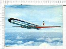 COMET  4B  De L A  British European Airways - 1946-....: Moderne