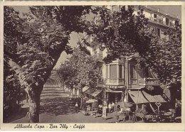 Albisola Capo - Bar Illy - Caffé - éd. P. Giarda - Alessandria