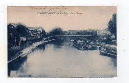 Oct13     61484    Sarrebruk    Les Bors De La Sarre - Saarbruecken