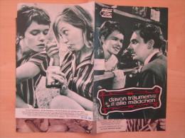 Das Neue Filmprogramm Davon Träumen Alle Mädchen Harald Juhnke Marion Michael Ursula Herking Kino Film Programm Cinema - Magazines