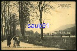 Saint Dié - Foucharupt - Avenue De L'ancien Séminaire -Animée - Landau - La Guerre 1914-1918 Dans Les Vosges Réf : 29591 - Saint Die