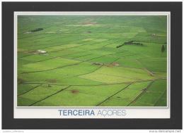 PORTUGAL POSTCARD AZORES AÇORES TERCEIRA ISLAND - Cerrados - Açores