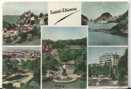 Loire :  SAINT  ETIENNE  :  Vue   1958 - Saint Etienne