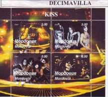 MOR00, KISS - Objetos Derivados