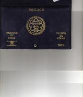 """FRANCE - SERIES """" FLEURS DE COINS """" Monnaie De Paris  - 1979 - France"""