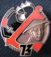 73ème Bataillon Du Génie - Landmacht