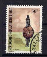CONGO - N° 652° - FETICHE CONGOLAIS - Kongo - Brazzaville