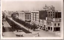 RABAT: Cours Lyautey - Rabat
