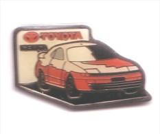 VP28 Pin´s TOYOTA CELICA ACHAT IMMEDIAT - Toyota
