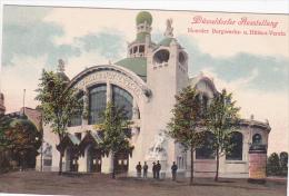Dusseldorf Ausstellung, Hoerder Bergwerks- U. Hutten-Verein, Germany, 00-10s - Duesseldorf