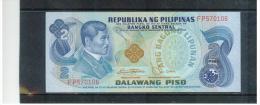 PHILIPPINEN ,  PHILIPPINES  ,    2 Piso ,   Pick # 159 C   ,   UNC - Philippinen