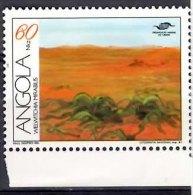 ANGOLA 1991 Tourism 60Nkz Unmounted Mint - Angola