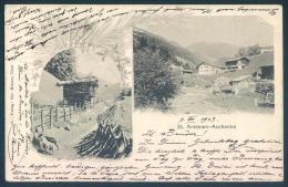 GR Grisons St. Antonien Ascharina - GR Grisons