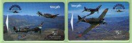 New Zealand - 1994 Warbirds Over Wanaka Set (2) - NZ-F-13/4 - Mint - Neuseeland