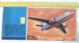 AEROSPATIALE AIRBUS A-300 FRANCE AIR LINES Airline (Serbia Newspaper Clipping) Passenger Airliner Transport Plane - Kommerzielle Luftfahrt
