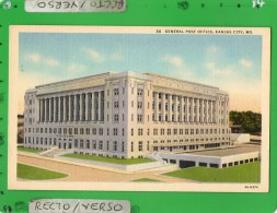 KANSAS CITY GENERAL POST OFFICE - Kansas City – Missouri