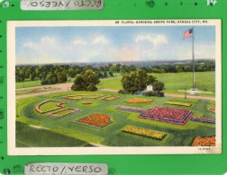 KANSAS CITY FLORAL GARDENS SWOPE PARK - Kansas City – Missouri