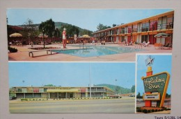 USA - Tennessee -  Holiday Inn -  Kingsport   Lot De 2 Cartes - Etats-Unis