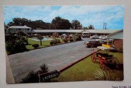 USA - South Carolina - Georgetown  - Georgetonian Motel - Etats-Unis