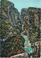 Le GRAND CANON Du VERDON : Le Point Sublime - Circulée En 1958 - - Non Classificati