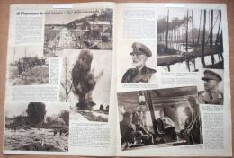 """Magazine Avec Articles """"Les Défenseurs De Rethy, Les V2"""" 1944 - 1939-45"""