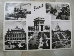 75 PARIS   1958     D110185 - France
