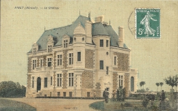 Hérault- Pinet -Le Château. - France
