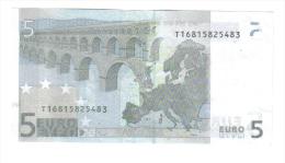 5 € T EIRE IRLANDA  K003D6 CIRCULATED COD.€.075 - EURO
