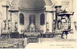 Linth  Lint  Binnenzicht Kerk - Lint