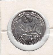 QUATERS DOLLAR Cupro-nickel 1981D - Émissions Fédérales