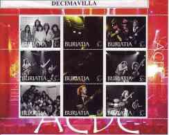 BUR02. AC/DC. 9 V.M .P. 2 - Varia