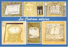 D2 198a - Cpsm 05 Les Cadrans Solaires Du QUEYRAS Et Du BRIANCONNAIS - France