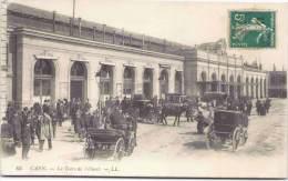 CAEN - La Gare De L'Ouest - Caen