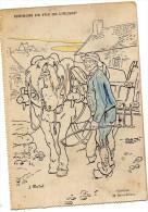 Chemins De Fer De L'ouest - Illustrateur J. Matet - Saint-Brieuc