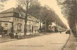 Sept13 570: Lambersart  -  Avenue Du Bois - Lambersart