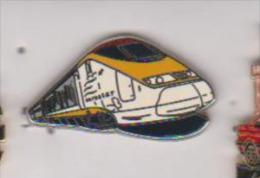 Pin's TGV Signé ARTHUS BERTRAND - TGV