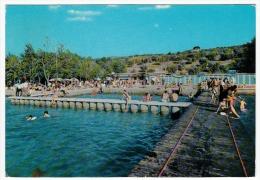 MONTE DEL LAGO - LA SPIAGGIA - PERUGIA - 1969 - Perugia