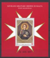 Smom 1999 Sass. BF56 MNH/** VF - Sovrano Militare Ordine Di Malta