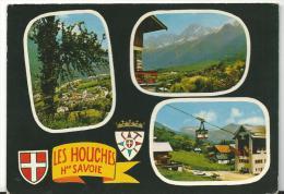 R :haute  Savoie   :  LES  HOUCHES  : Vues  1969 - Les Houches