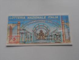 LOTTERIA ITALIA 1994 - Pubblicitari