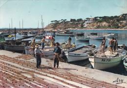 CARRY. DEPART POUR LA PECHE (DIL138) - Pêche