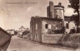 GOURGE ROUTE DE THENEZAY - Francia
