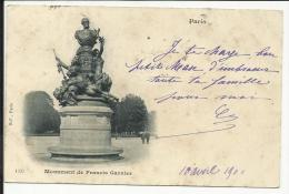 PARIS  6° , Monument De Francis Garnier , 1901 - France